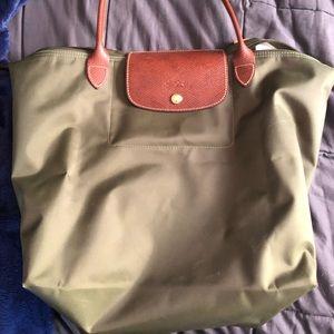 Large Longchamp Bag